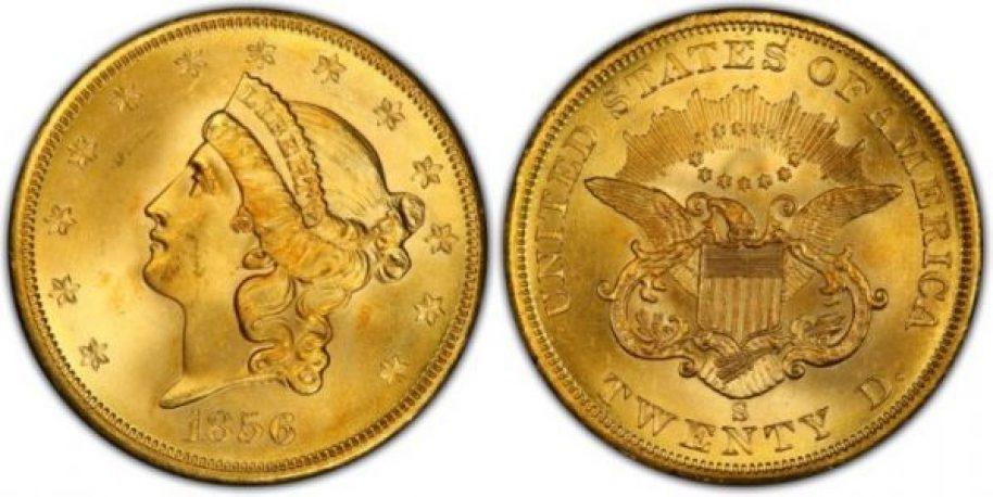 """San Francisco Mint """"S"""" mint mark"""
