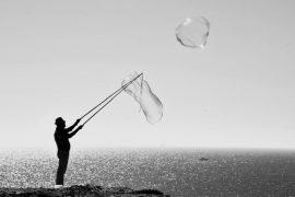 Stock Bubble Bursting?