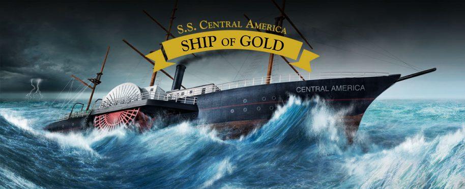 Ship Of Gold 1857 Shipwreck