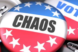 Election Chaos & Gold