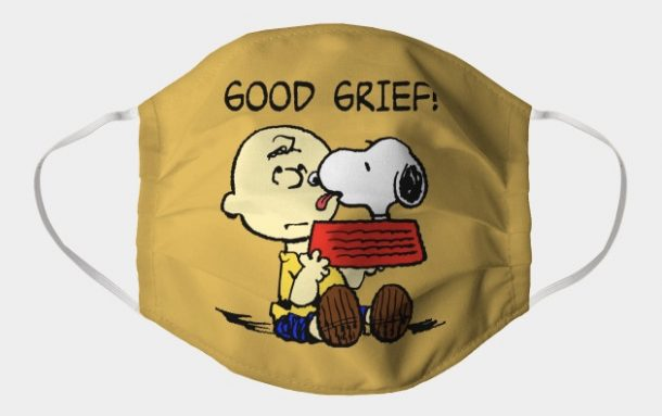 Good Grief Charlie Brown, This Covid is Depressing