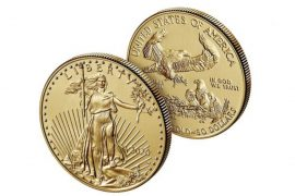 2020 American Eagle 1 Ounce Gold