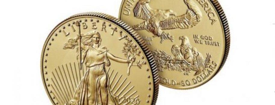2020 American Eagle 1 Ounce Gold