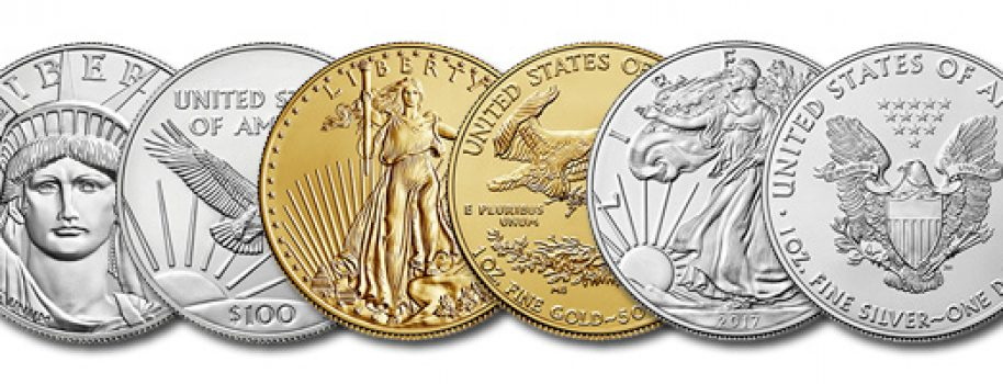Soaring American Eagle Gold and Silver Sales