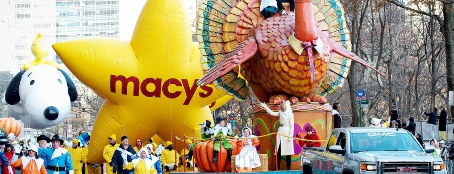 Macy's Thanksgiving Day Parade After All