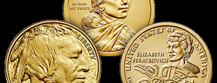 U.S. Mint Native American Coins