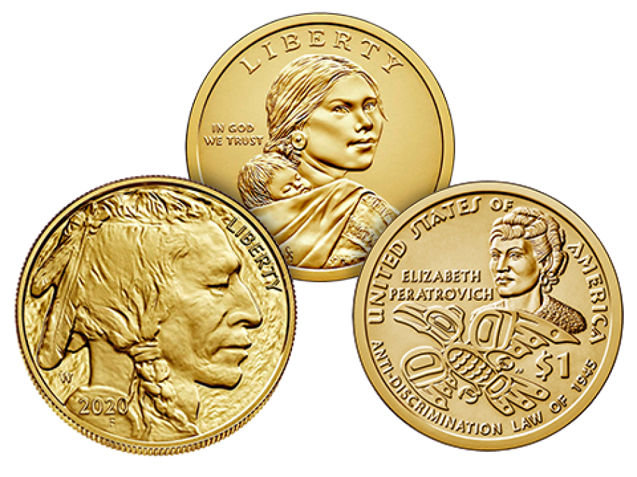 U.S. Mint Native American Coins