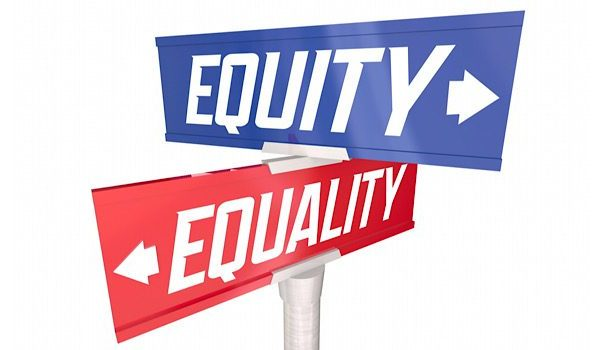 Freedom:  Equality vs Equity